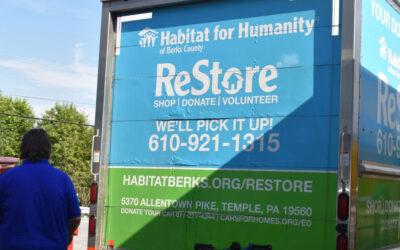 Habitat Berks ReStore Resumes Donation Pickups