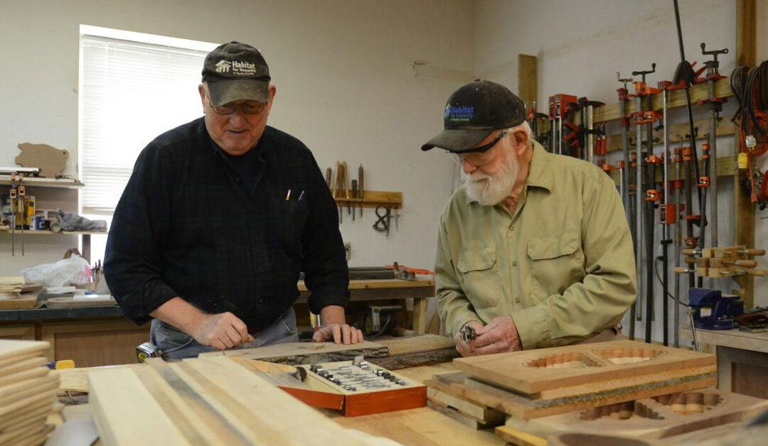 Talent of Woodchucks Benefits Habitat Berks