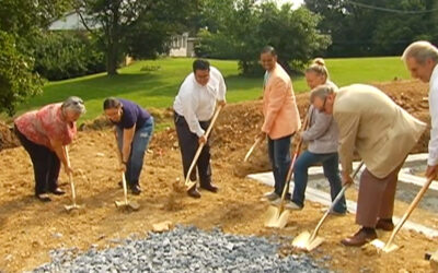 Groundbreaking Held for Berks County Affordable Housing Project